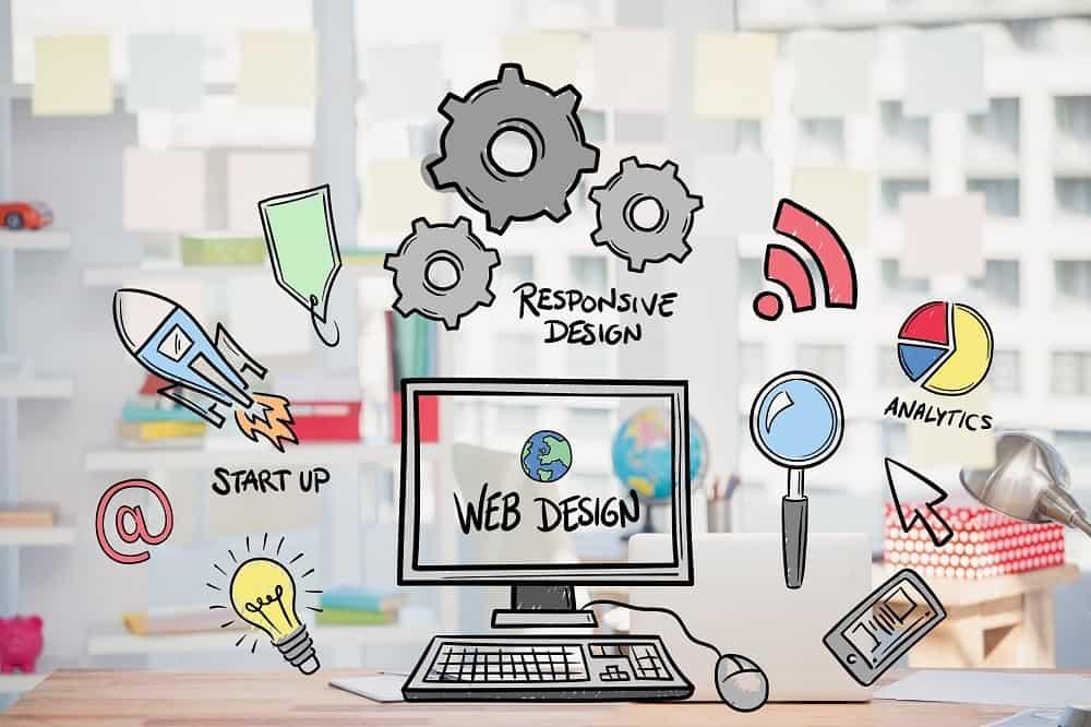 בנייה ועיצוב אתרי אינטרנט