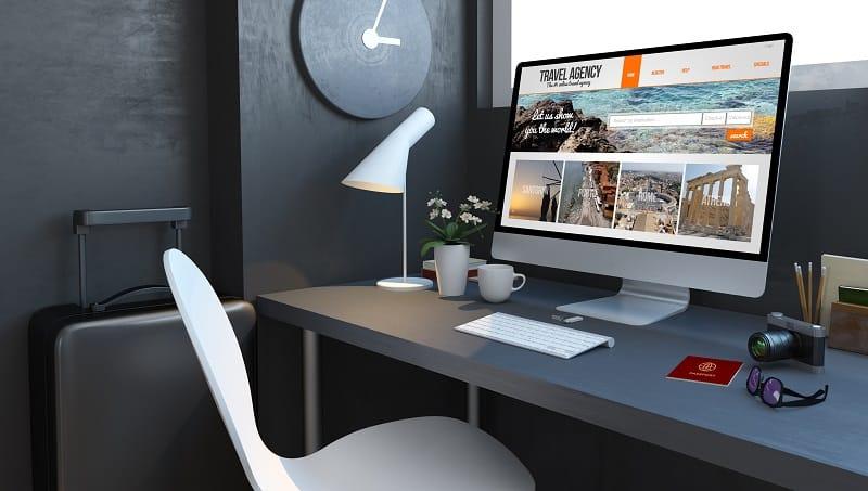 בניית אתרים לעסקים גדולים בעזרת מחשב שולחני, נייד וטאבלט